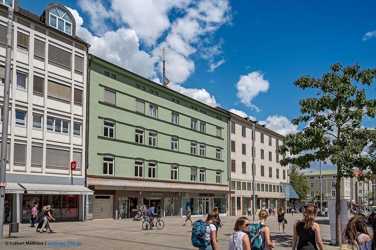 Bahnhofstraße 2 in Augsburg
