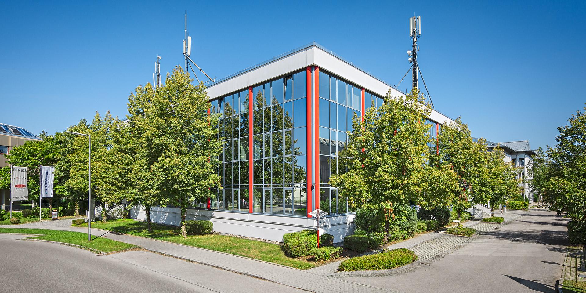 Bayerwaldstrasse 3-5 in München-Perlach