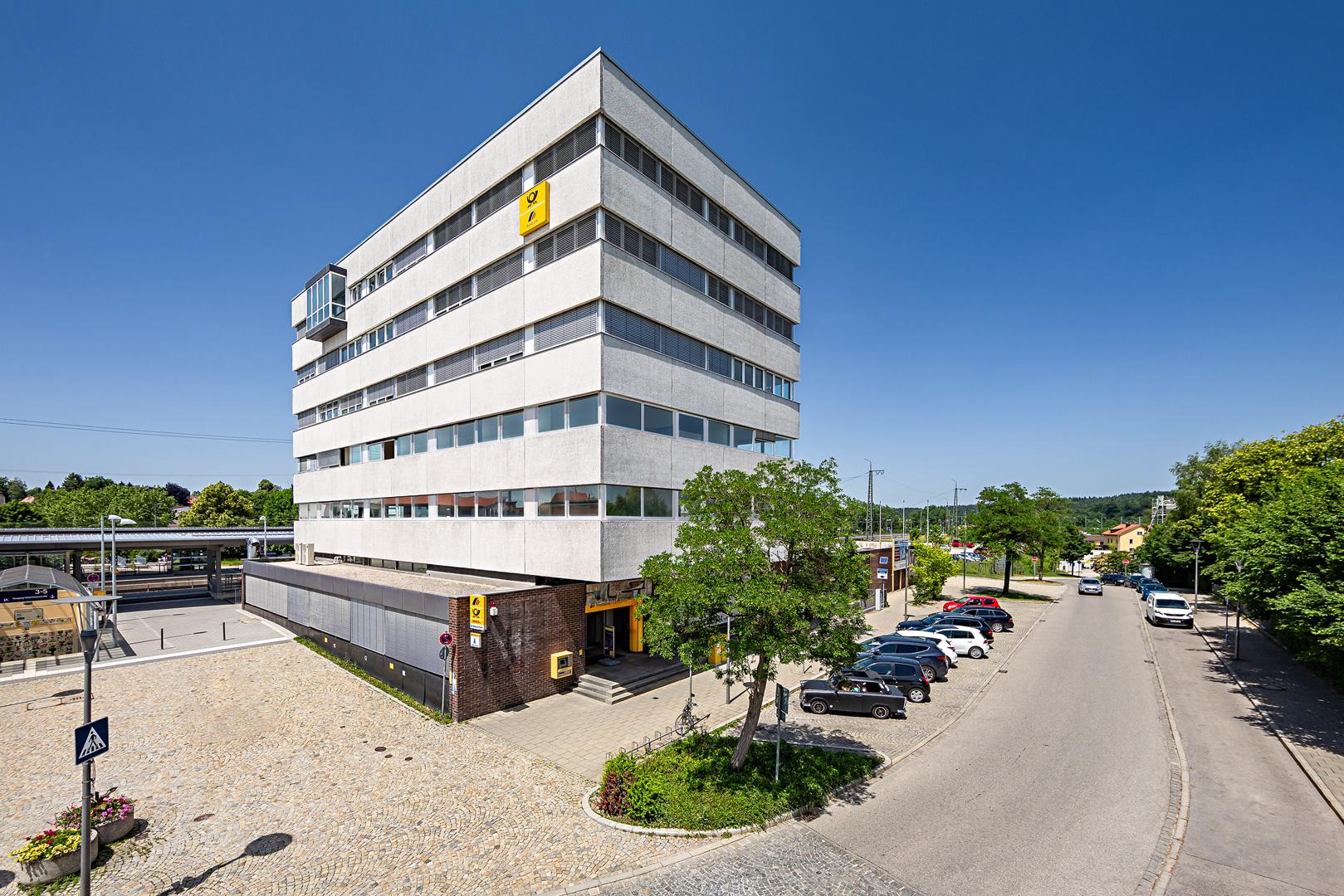 Bahnhofplatz 4 in Traunstein
